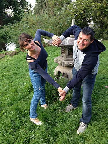 Natina Poppe & Frank de Schepper
